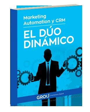 Marketing automation y crm - el dúo dinámico