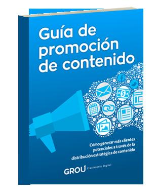 Guía de promoción de contenido