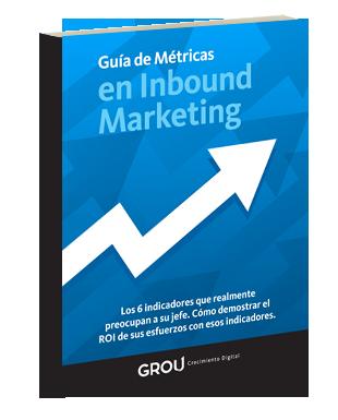 guía de métricas en inbound marketing