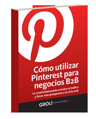Cómo utilizar Pinterest para negocios B2B
