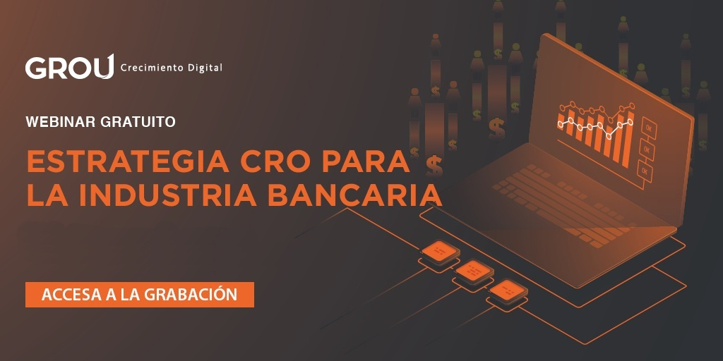 CTA Webinar optimiza tu CRO